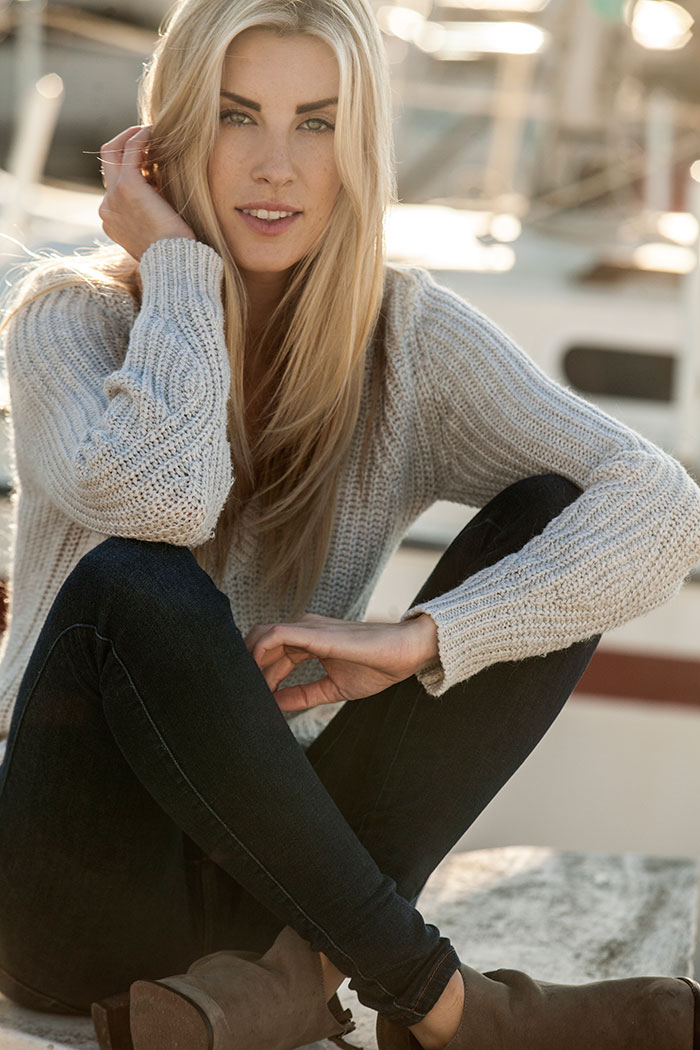 Brand Model And Talent Jade Werline Women