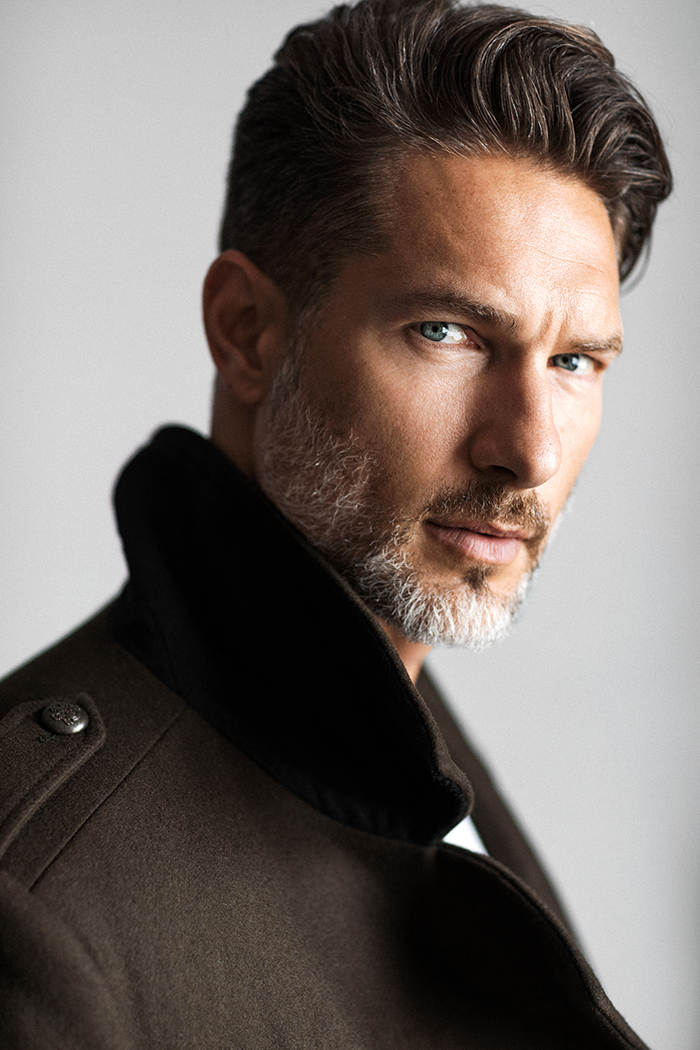 Brand Model And Talent Weston Boucher Men