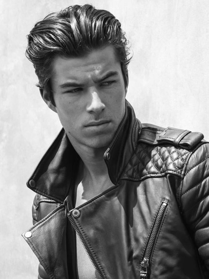 Brand Model And Talent Chase Mattson Men