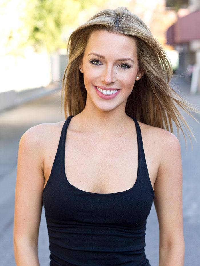 Brand Model And Talent Karsen Rigby Women