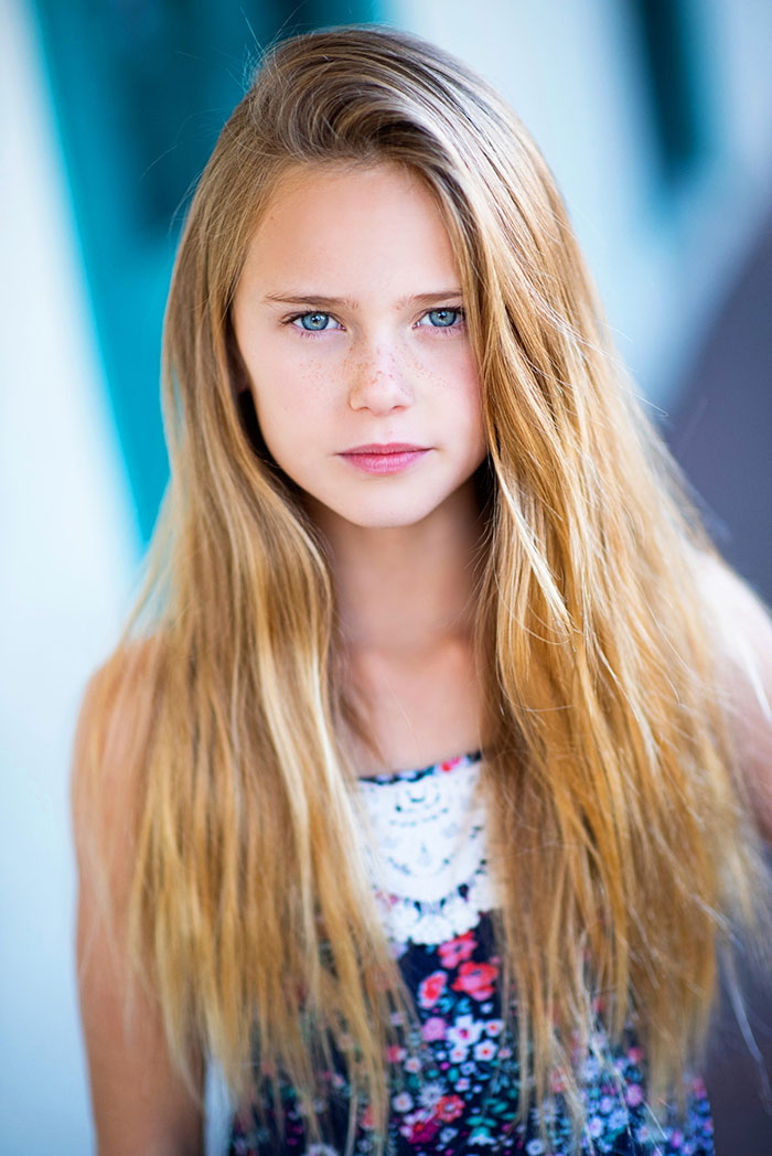 Brand Model and Talent | Simone Griffin Kids Girls