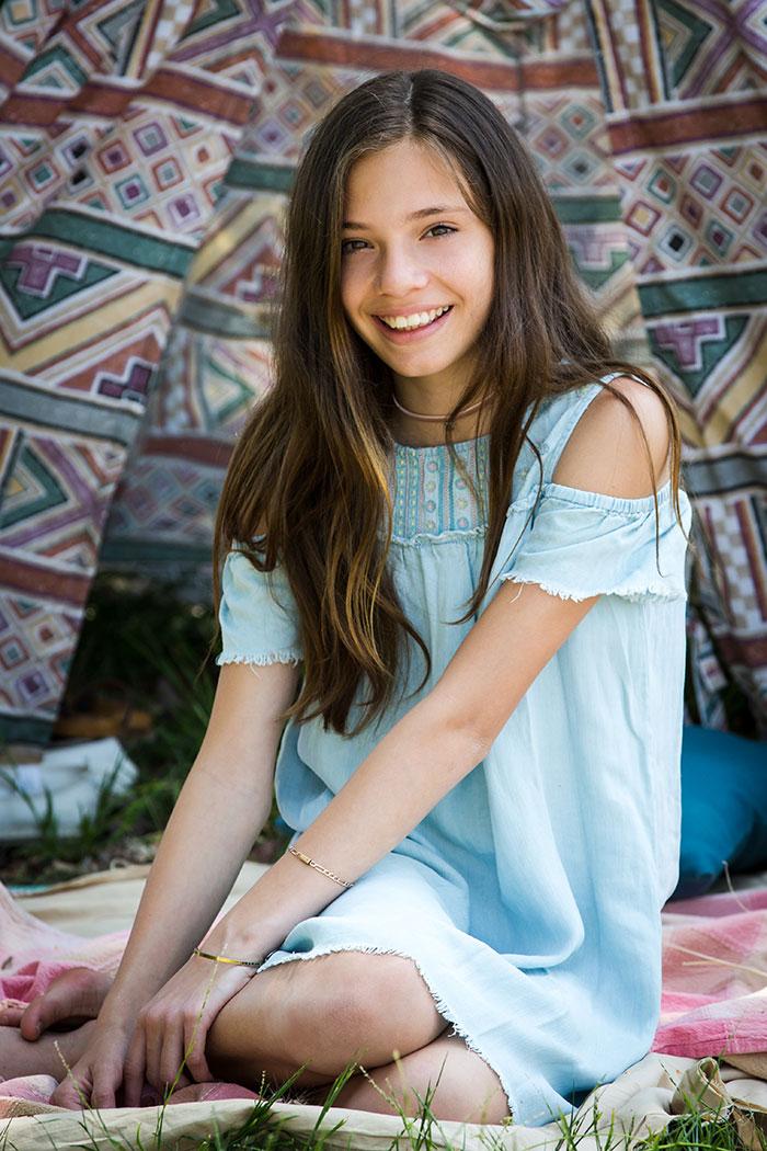 Brand Model and Talent | Milan C. Teens Girls